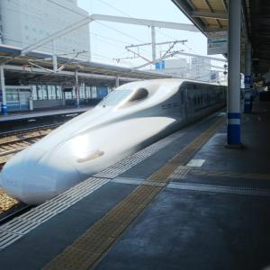 久しぶりの新幹線出張