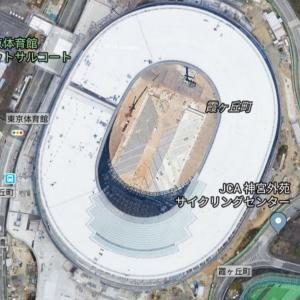 新国立競技場のギザギザ屋根