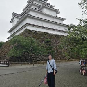 鶴ケ城(若松城)