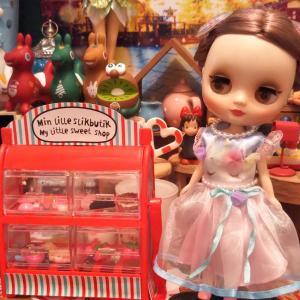 フライングタイガーコペンハーゲン クリスマスオーナメント☆ミニ キャンディショップ☆*°