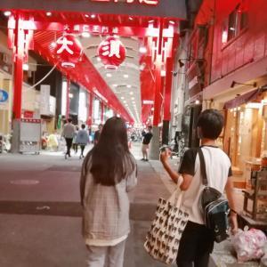大須に行きました