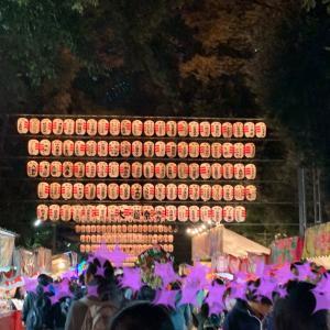 今年は二の酉@大国魂神社