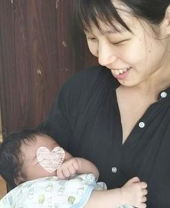 赤ちゃんに会ってきました(幸せ~)