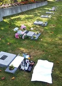 お墓参り 風の丘ペット霊園