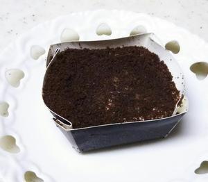 ファミマの「ショコラチーズケーキ」