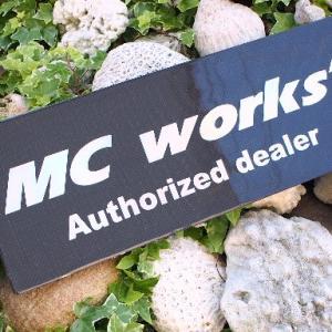 MCworks 魚釣美人カスタム MCworks STD & SP モデル 最新版在庫リスト 29/11/2020