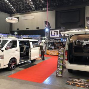 福岡キャンピングカーショー2日目!!
