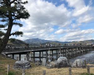 京都 嵐山 福田美術館 と 2021年 2022年成人式振袖