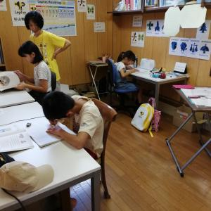 英語は筋トレと同じ レプトン杉山教室