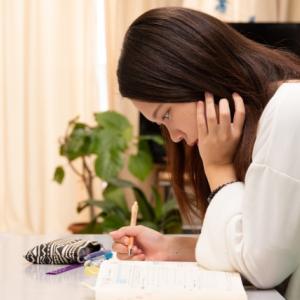 成績を上げる勉強とは、粘り強い勉強