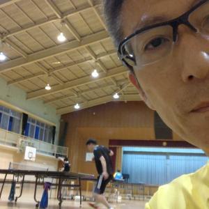 牛田体協で練習(^o^)/