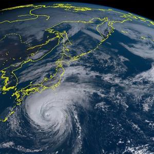 台風19号(ハギビス)_スモールコンディション