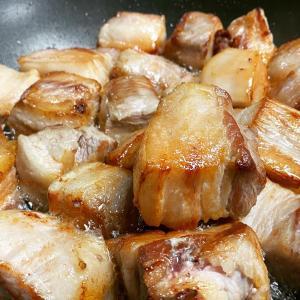 豚の角煮のレシピ✨