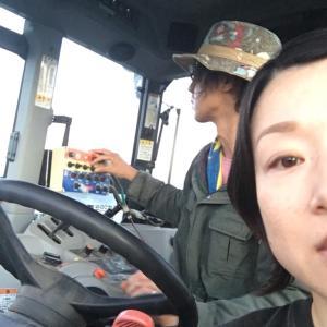 【さちえ】です~運転手しか見られない景色(*^▽^*)