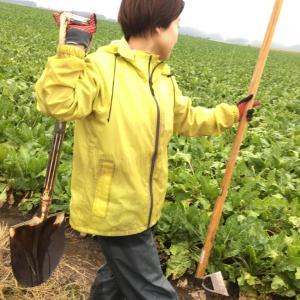 【さちえ】です~大雨のお仕事((+_+))