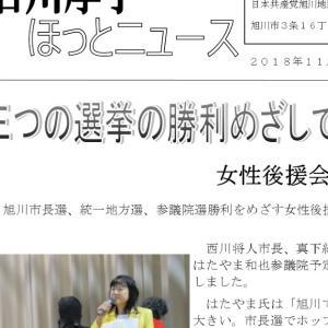 石川ニュース184号、発行しました。