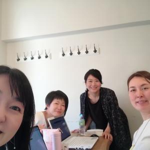■ オープンカウンセリングデビュー講座☆無事終了!オープン開催募集も(^_−)−☆