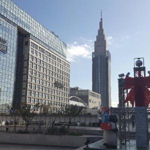 銅像クイズ113 in 新宿