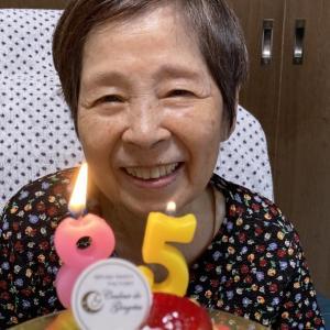 おかげさまで85歳。