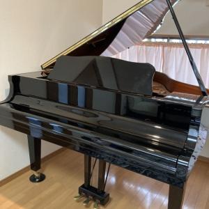 ピアノのお引越し