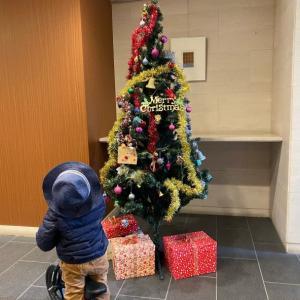 もうすぐクリスマスなのよね〜