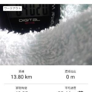 ■ローラー40min /■自宅にて