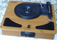 デジタル録音ができるレコードプレーヤー