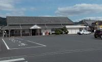 JR伊賀上野駅舎