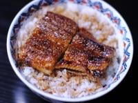 伊賀市・栄玉亭(えいぎょくてい)のうなぎ丼