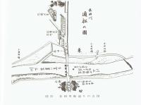 淀川遡航終点(三重県伊賀市 長田川の畔)