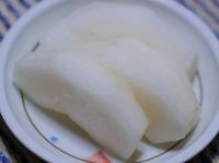 伊賀市羽根地区の「白鳳梨(はくほうなし)」