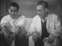 黒澤明監督の映画「静かなる決闘」(1949年)