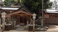 地震を抑える要石を擁する大村神社(伊賀市 旧青山町)