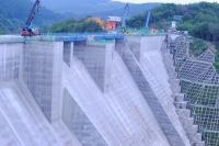 伊賀市の治水、利水に大きく貢献する川上ダム