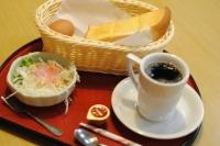 和食麺処サガミのモーニングセット