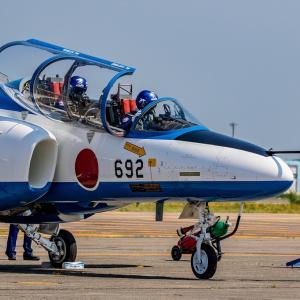 2019千歳基地航空祭!!(その3)~ブルーインパルス!!(゚∀゚)ノ