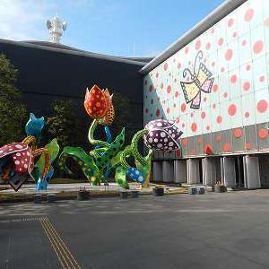 松本美術館とあづみの公園