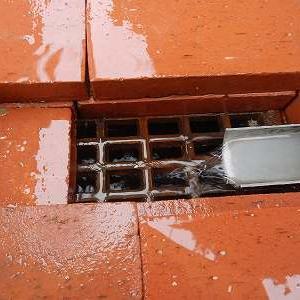 雨水桝バイパス工事 その後