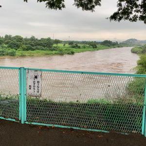 点検第6弾&烏川の水量増加・・・