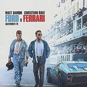 映画『フォードvsフェラーリ』とポーク・サラダ・アニー