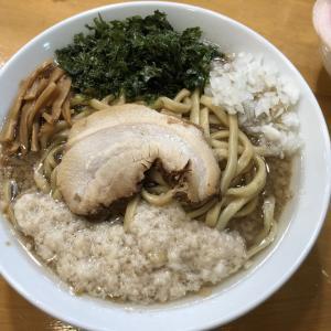 濃厚の虜 ~セアブラニボシ麺~