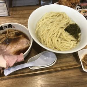 麺の虜 ~チャーシュー昆布水つけ麺~