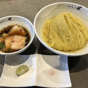 麺屋 しん道 ~淡麗昆布水つけ麺~