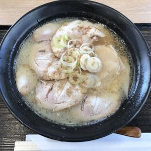 南部よろこび茶食堂(道の駅なんぶ) ~チャーシュー麺&絞りたてモンブラン~