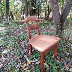 チークの椅子たちが出来ました🎵