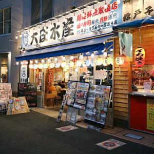 家族飲みで再訪@大庄水産 狛江店