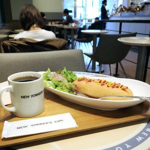 モーニング@ニューヨーカーズ・カフェ 調布北口店