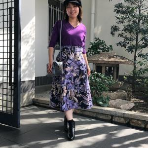 今日のスタイルと京都BALへ♪