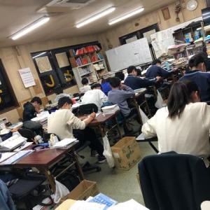 高校も試験が近づく