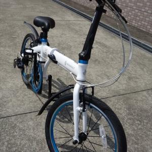 折りたたみ自転車購入
